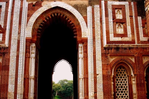Alai Darwaza-Qutub Minar