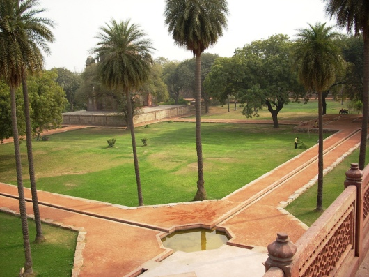 Char Bagh Humayun Tombs