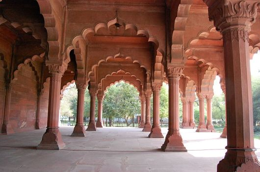 Diwane-E-AAM In Red Fort