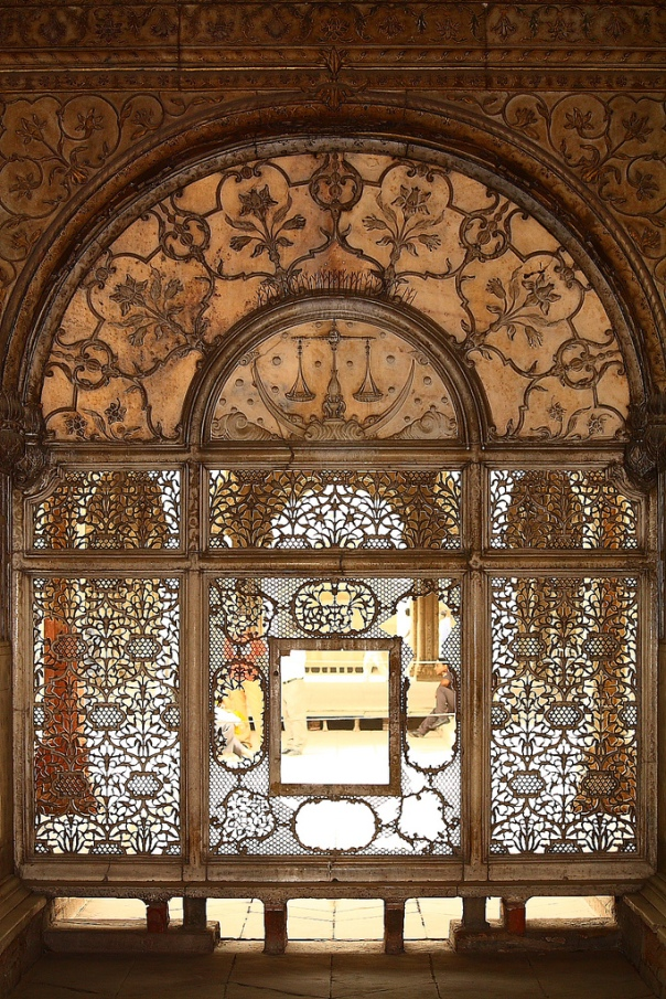 Inside Khas Mahal