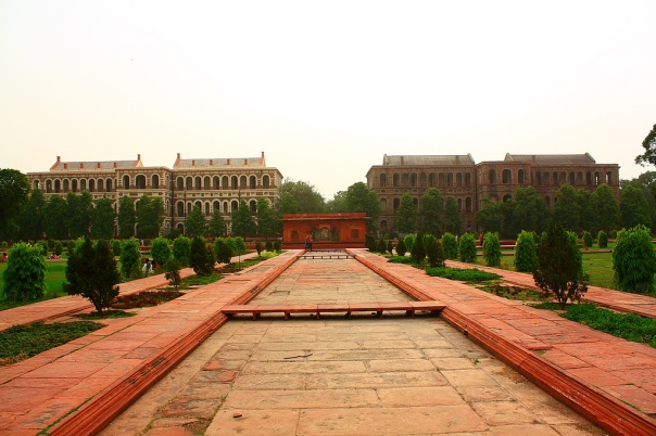 Inside Red Fort