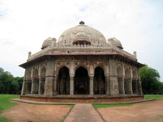 Isa Khan Niyaji Tomb