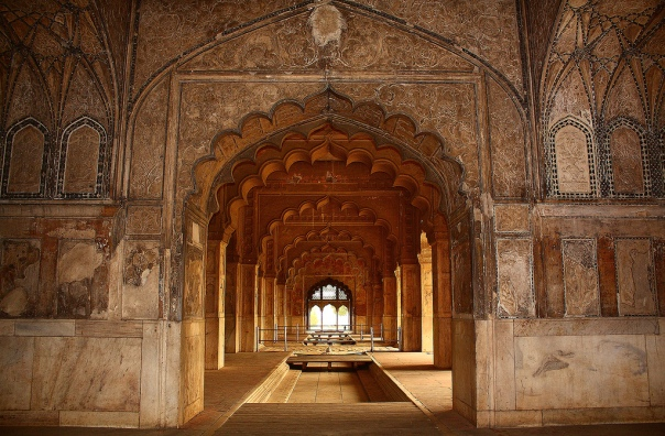 Khas Mahal Inside Red Fort