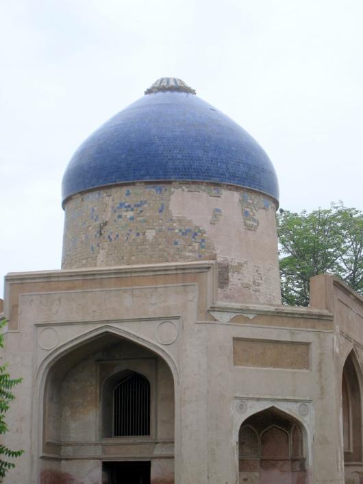 Sabz Burj Outside Humayun Tombs