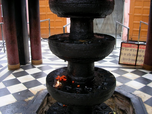 In Temple