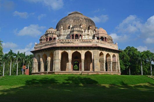 Mohammad Shah tomb