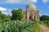 Shisha gumbad Lodhi garden
