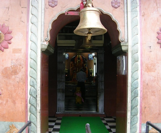 Kali Devi Temple in Patiala
