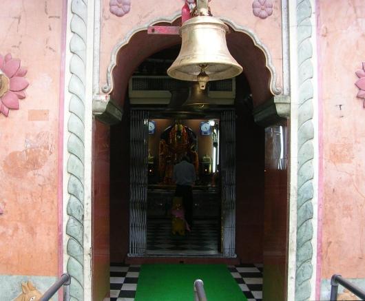 Kali Devi Temple in Patiala