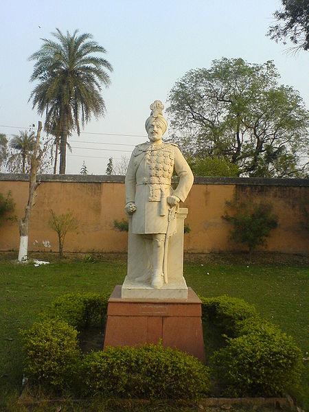 Statu Of Bhupinder Singh