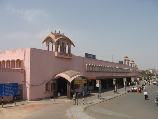 Jaipur Central railway station