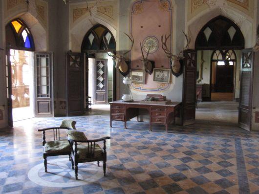 Main Hall of Mahal