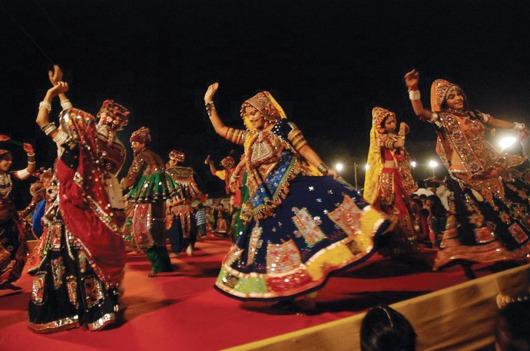 Navratri Festival In Gujarat