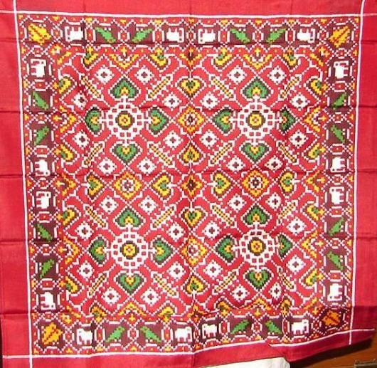 Patola of Patan