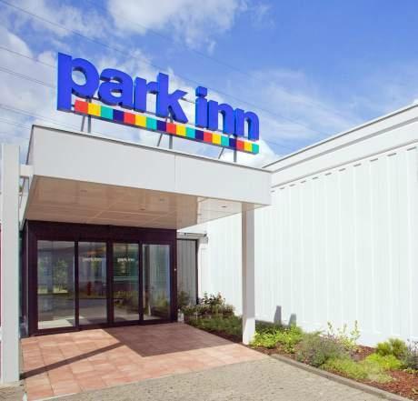 Hotel Park Inn Jammu