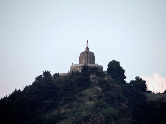Shankaracharya Temple Srinagar Jammu & Kashmir