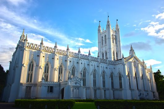 St. Paul's Cathedral Church Kolkata