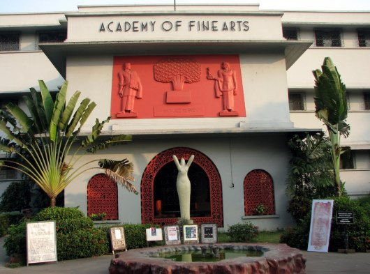 Academy Of Fine Arts Kolkata