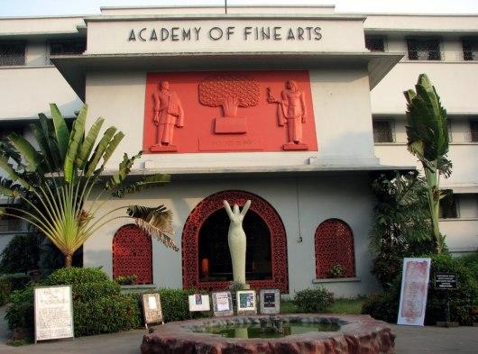 Academy Of Fine Arts Kolkata