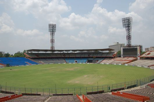Eden Gardens Stadium Kolkata