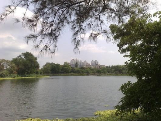 Rabindra Sarovar Kolkata