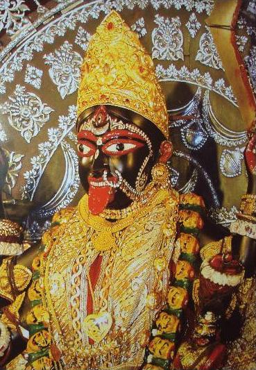 Bhavatarini avatar of Maa Kali