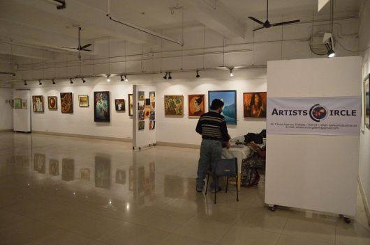 Artists Circle - Painting Exhibition
