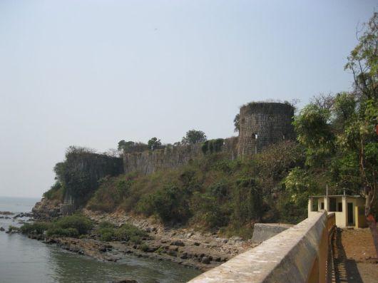 Madh Fort Versova Mumbai