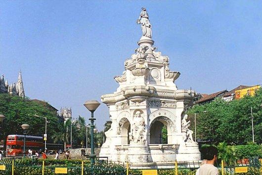 Flora Fountain Mumbai