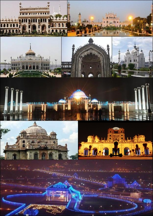 Lucknow Montage