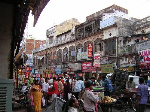 Alambagh Market Lucknow