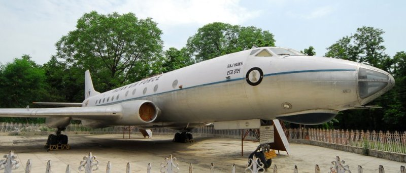 T U124 Russian Aircraft Zoo
