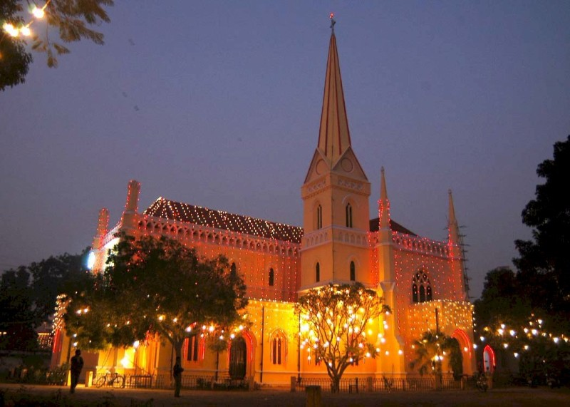 A Decorated Church