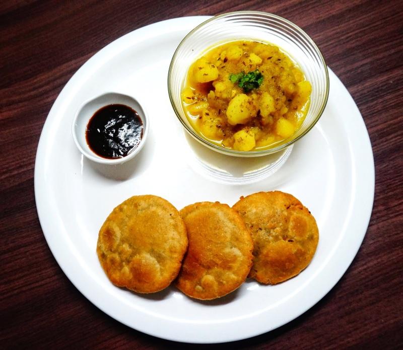 Khasta Kachori Lucknow