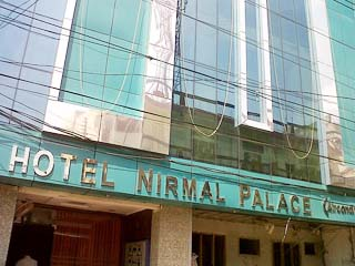 Hotel Nirmal Palace Lucknow
