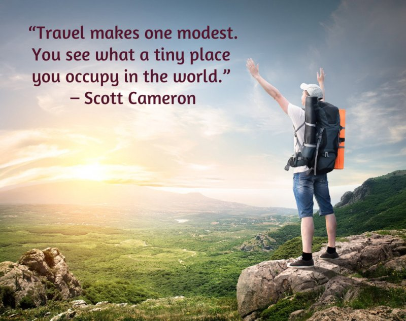Travel Thought
