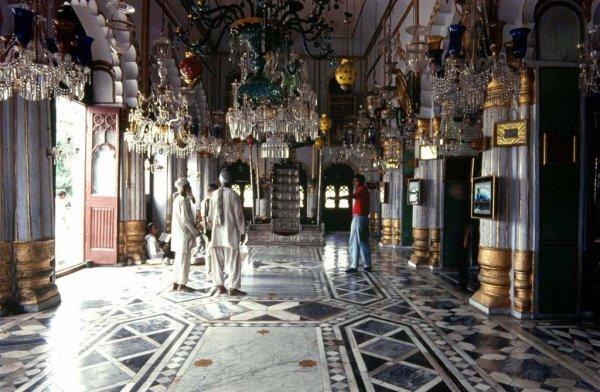 Interior Imambara