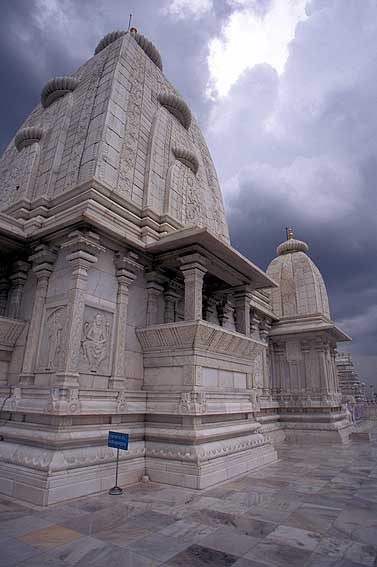 View Of Mandir