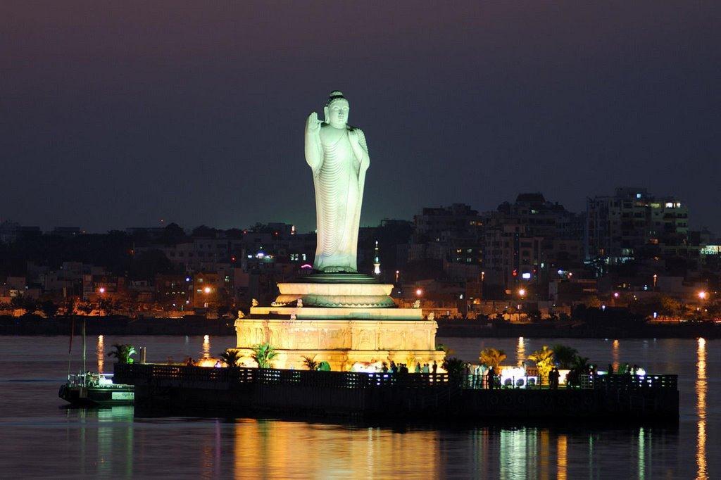 White Gautama Buddha Statue Statue of Gautama Buddha