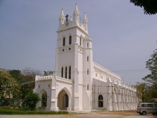 St George Church Hyderabad