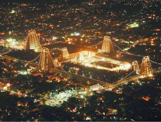 Beautiful city of Madurai