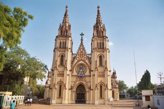 Catholic Church in Madurai
