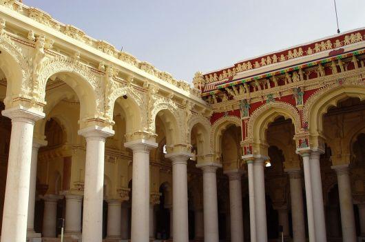 Thirumalai Nayakar Mahal Madurai