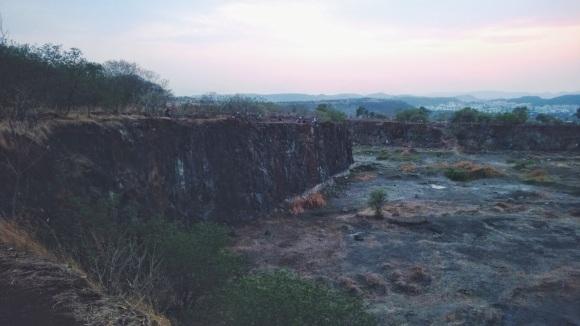 Vetal Tekdi Hill Pune
