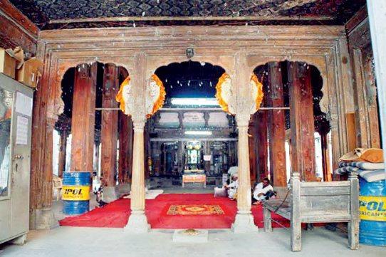 Tulsi Baug Ram Temple