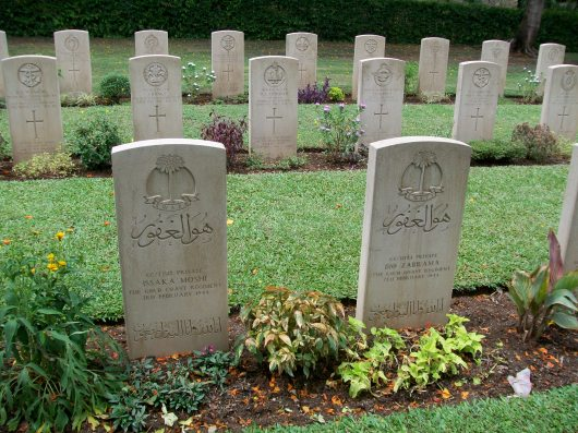 Kirkee War Cemetery Pune