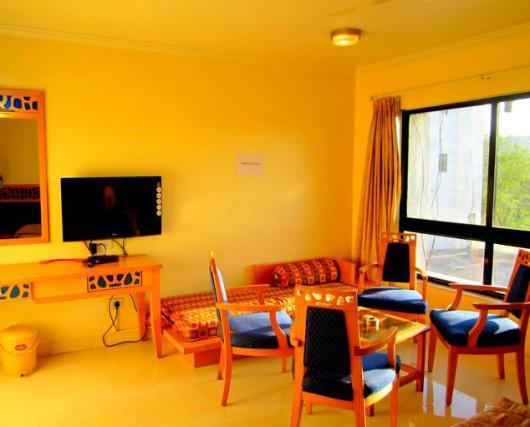 Ambassador Hotel Rooms