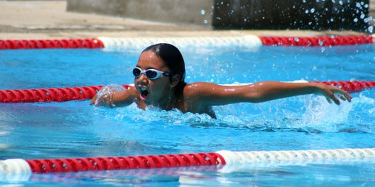 The Ultimate Workout-Swimming