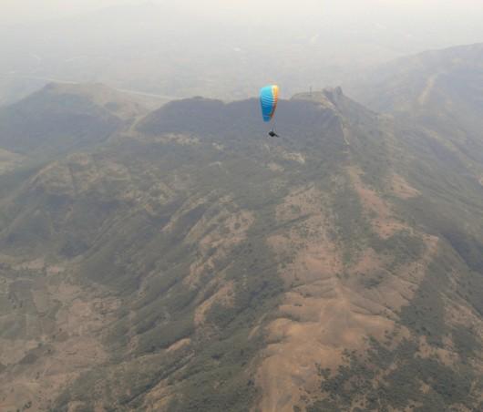 Flying at Tower Hill Kamshet