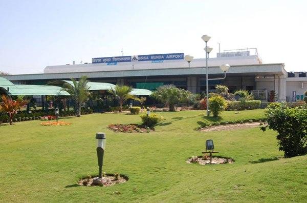 birsa-munda-airport-Ranchi